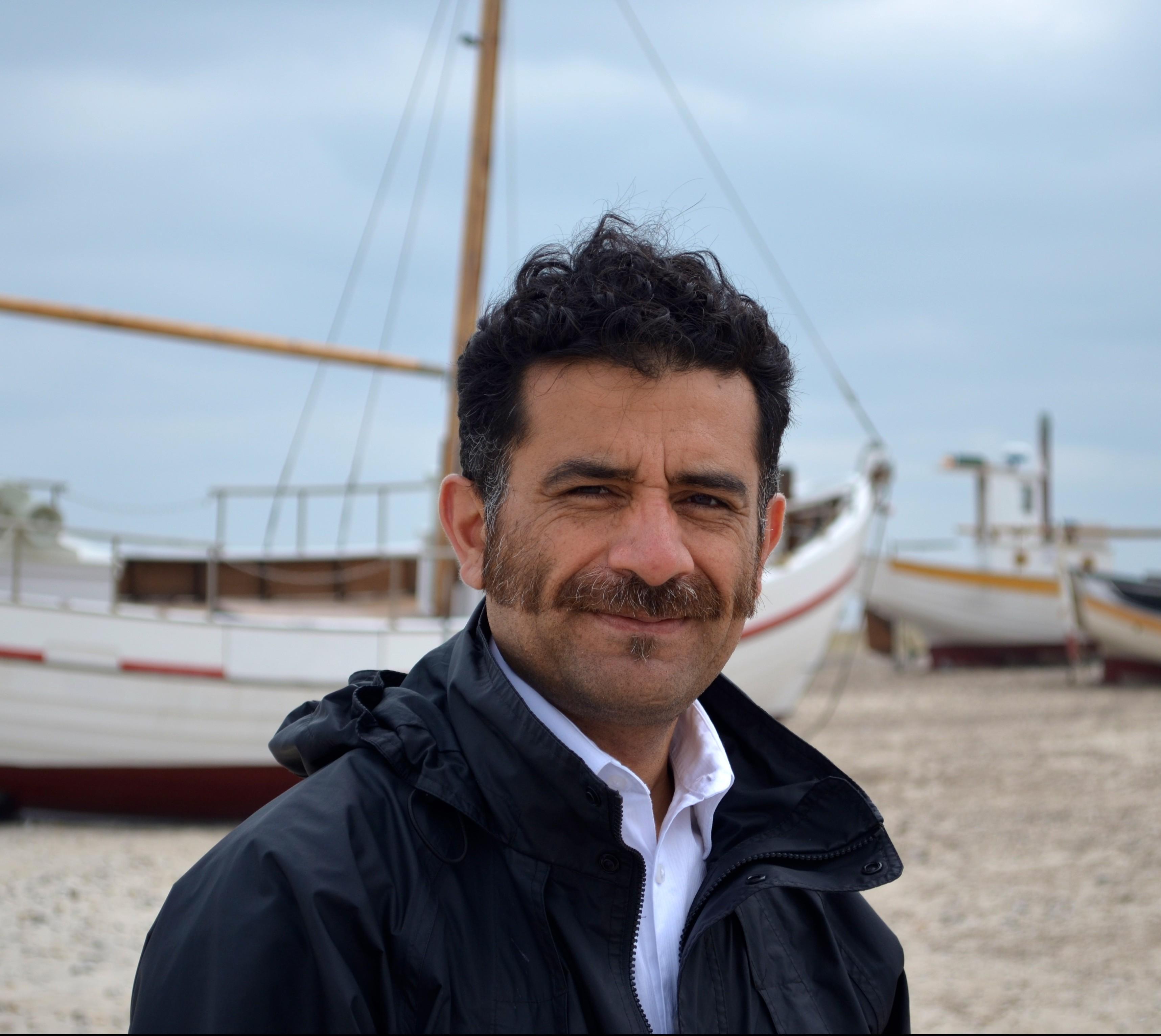 Headshot Dr. Juan Carlos González-Espitia