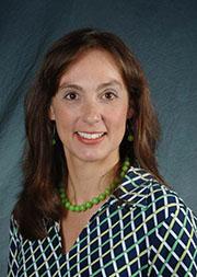 Headshot of Dr. Krista Perreira