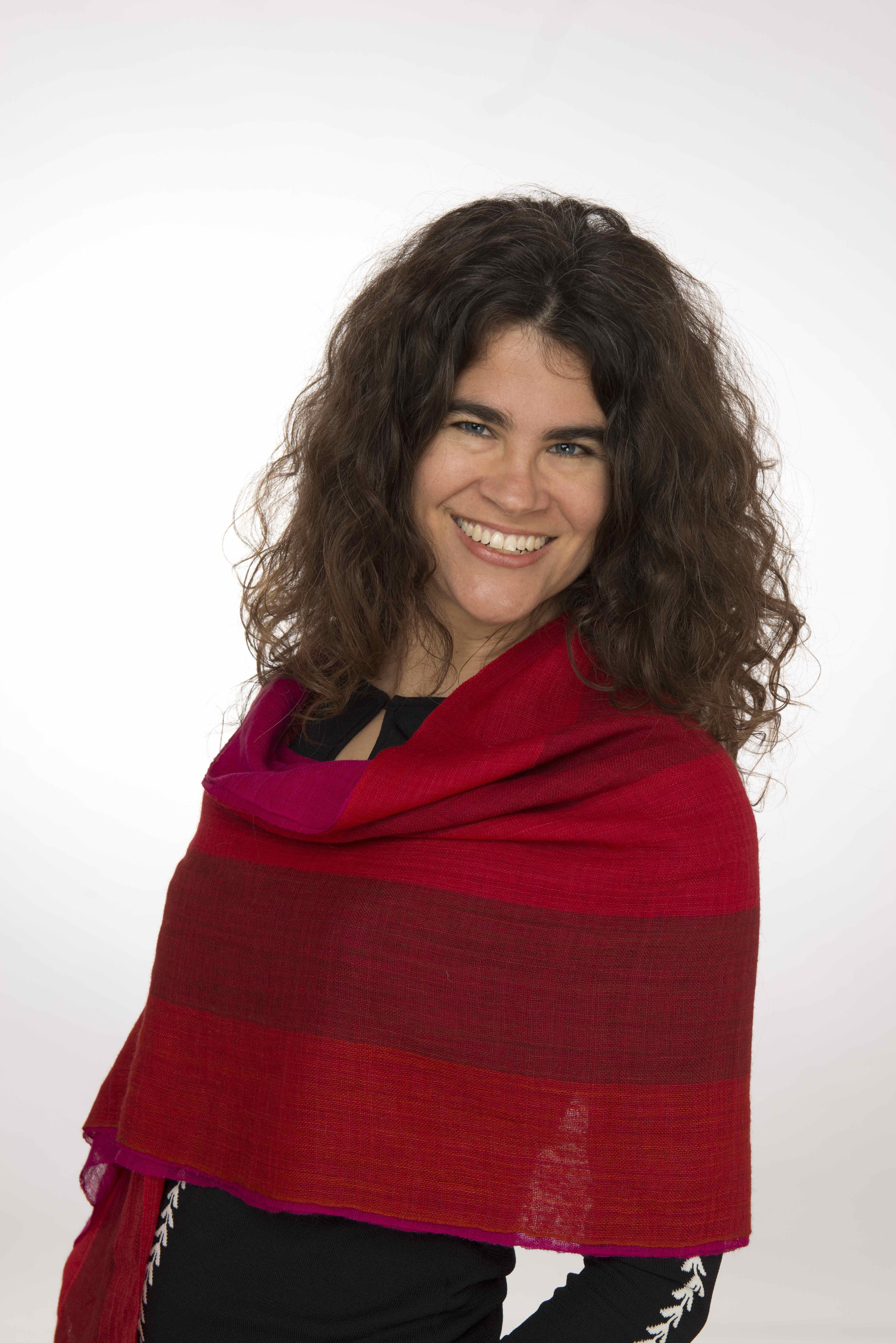 Headshot of Stephanie Elizondo Griest