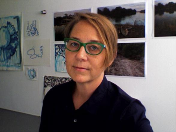 Headshot of Susan Harbage Page