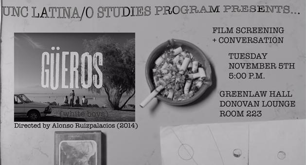 Gueros Website