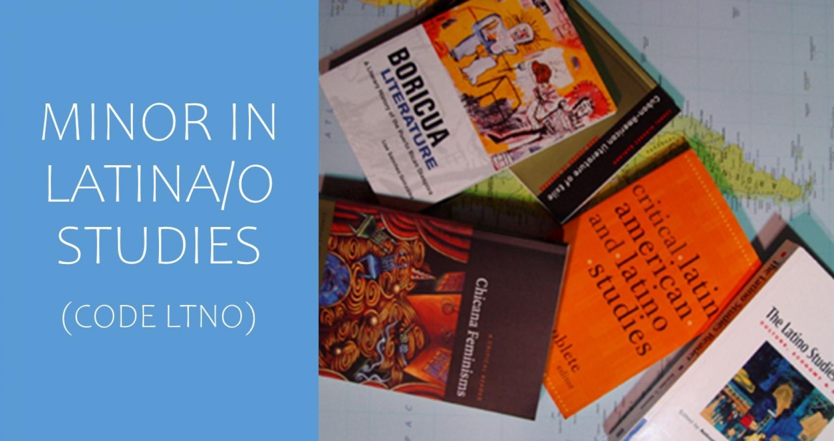 Minor in Latinao studies LTNO