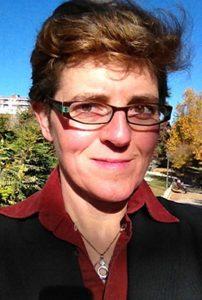 Headshot of Maria DeGuzman